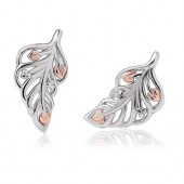 Debutante Feather Earrings (27360)