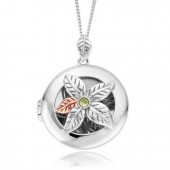 Awelon Peridot Locket (27365)