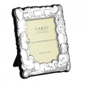 Sterling Silver Children's Rectangle Frame (27852)
