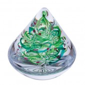 O Christmas Tree Seasonal Paperweight (28258)