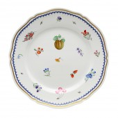 Italian Fruit 28cm Dinner Plate (28277)