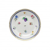 Italian Fruit 17cm Bread Plate (28280)