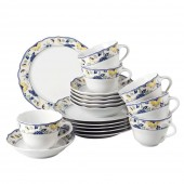 Papillon 18 Piece Coffee Set (28335)