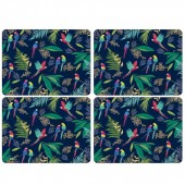 Portmeirion Parrot Extra large placemats set of four (29025)