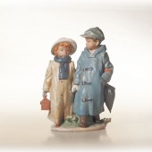 Figurines Away To School (2925)