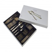 Arthur Price Champagne Gold 32 Piece Boxed Cutlery Set (29315)