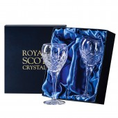London Box of 2 Large Wine Glasses (29377)