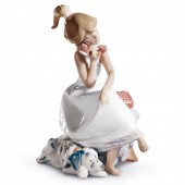 Lladro Chit Chat (312)
