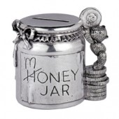 Royal Selangor Pewter Honey Money Jar (3280)