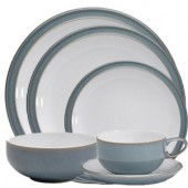 Denby Azure 6 Piece Place Setting (3617)