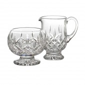 Waterford Crystal Sugar and Cream Jug (3817)