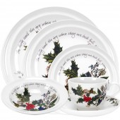 Portmeirion Portmeirion Holly and Ivy 24 Piece Dinner Service (413)