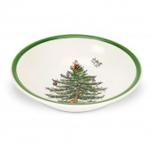 Christmas Tree 16cm Cereal Bowl (4409)