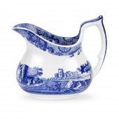 Blue Italian 220ml Cream Jug (4424)
