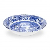 Blue Italian 16cm Cereal Bowl (4428)