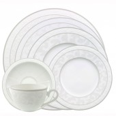 Gray Pearl 24 Piece Dinner Set (448)