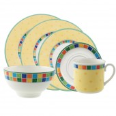 Twist Alea 24 Piece Dinner Set (450)