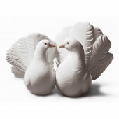 Lladro Pair of Doves (4555)