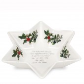 Portmeirion 20cm Deep Star Dish (4692)