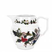 Holly And Ivy 300ml Staffordshire Jug (4699)
