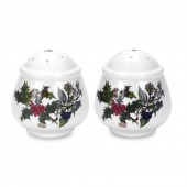 Holly And Ivy Salt and Pepper Set (4720)
