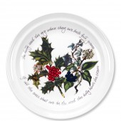 Holly And Ivy 21cm Dessert Plate (4731)