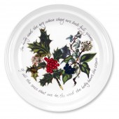 Holly And Ivy 25cm Dinner Plate (4732)