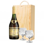 Brandy and Brandy Glasses Gift Set (5003)