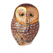Royal Crown Derby Barn Owl (5185)
