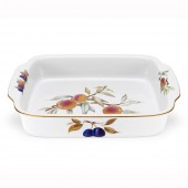 Royal Worcester 30cm Rectangular Dish (5590)