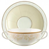 Ivoire Soup Cup and Saucer (5809)