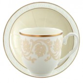 Ivoire Espresso Cup and Saucer (5810)