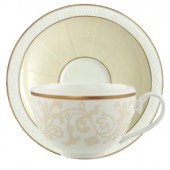 Ivoire Breakfast Cup and Saucer (5811)