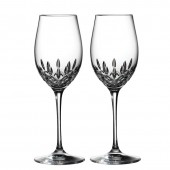 Lismore Essence White Wine Glasses - Set of 2 (6130)