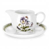 Portmeirion Gravy Boat and Stand (6347)