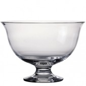 Dartington Crystal 23cm Footed Fruit or Dessert Bowl (6462)