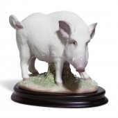 Lladro Zodiac The Boar (6561)