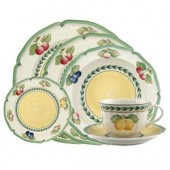 French Garden Fleurence 24 Piece Dinner Set (6976)
