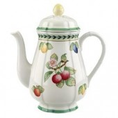 French Garden Fleurence 1.25 Litre Coffee Pot (6995)