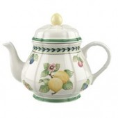 French Garden Fleurence 1 litre Tea Pot (6996)