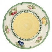 French Garden Fleurence 26cm Dinner Plate (7010)