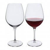 Winemaster Box of 2 Burgundy Red Wine Glasses (722)