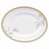 Wedgwood 39cm Oval Meat Platter (7745)