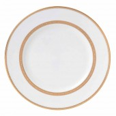 Vera Wang Lace Gold Dinner/Main Plate (7758)