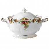 Old Country Roses Soup Tureen (7919)