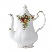 Old Country Roses Large Coffee Pot (7966)