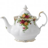 Old Country Roses Large Teapot (7970)