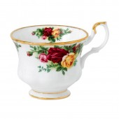 Old Country Roses Teacup and Saucer (7978)
