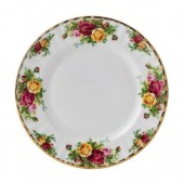 Old Country Roses 20cm Dessert Plate (7987)