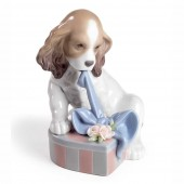 Lladro Cannot Wait (8830)